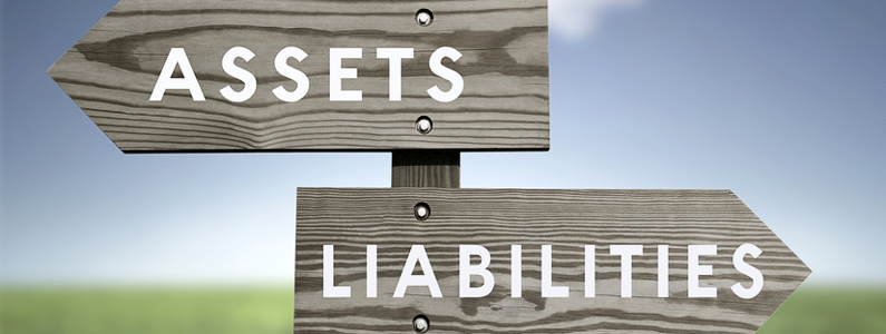 Assets Vs Liabilities Net Worth Financial Value