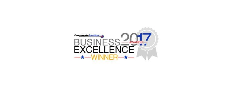 2017 Corporate Insider Business Excellence Awards