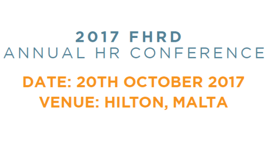 2017 FHRD Annual HR Conference